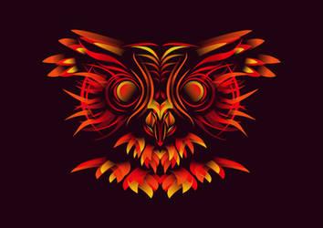 Owl by Koperekboberek