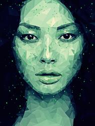 GreenGirl by Koperekboberek