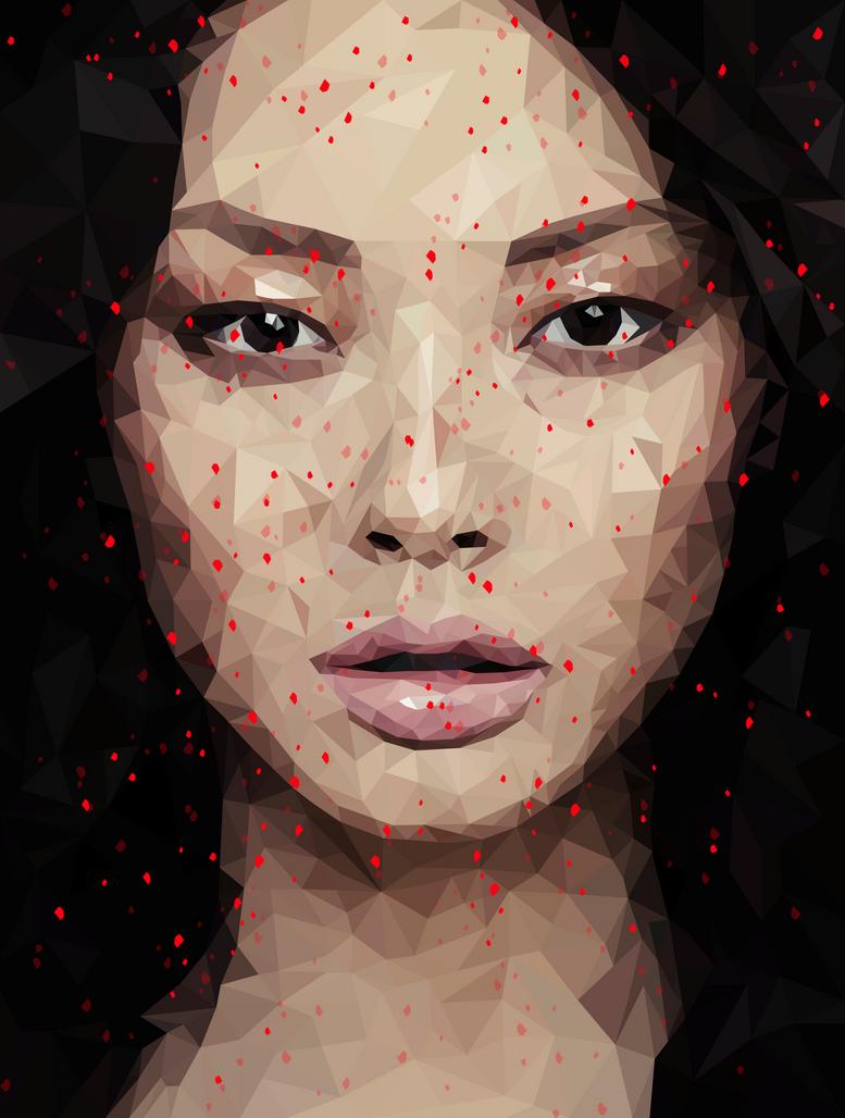 girl by Koperekboberek