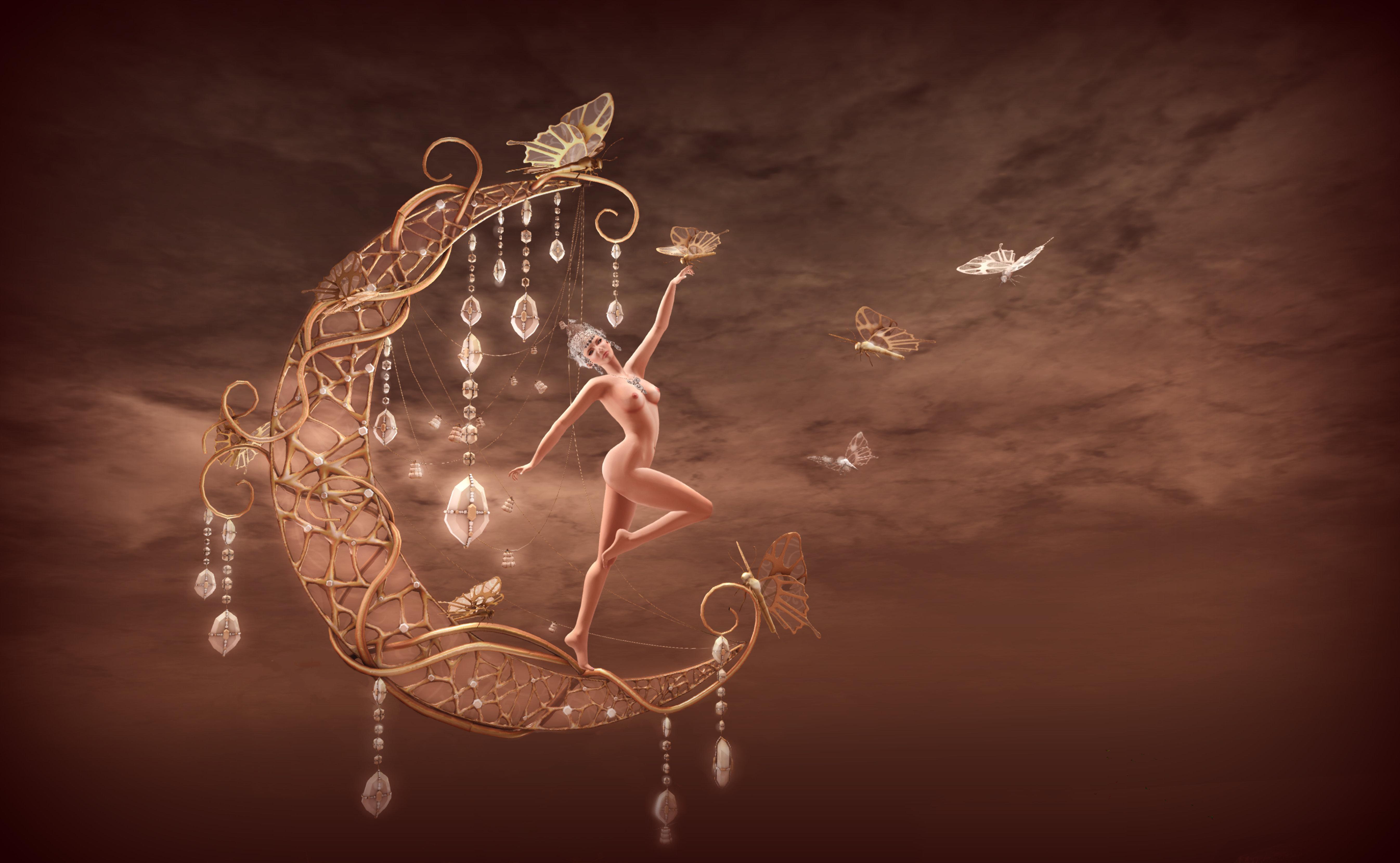 BA - Moonchild by BoudiccaAmat