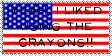 Hetalia Stamp-America-Crayons by Tyley-Brittany
