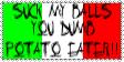 Hetalia Stamp-Romano by Tyley-Brittany