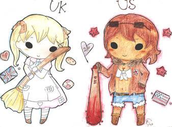US vs. UK -and vice versa-