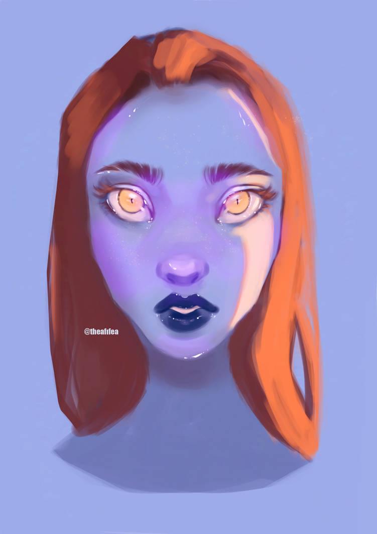 Beauty monster by afifesayar