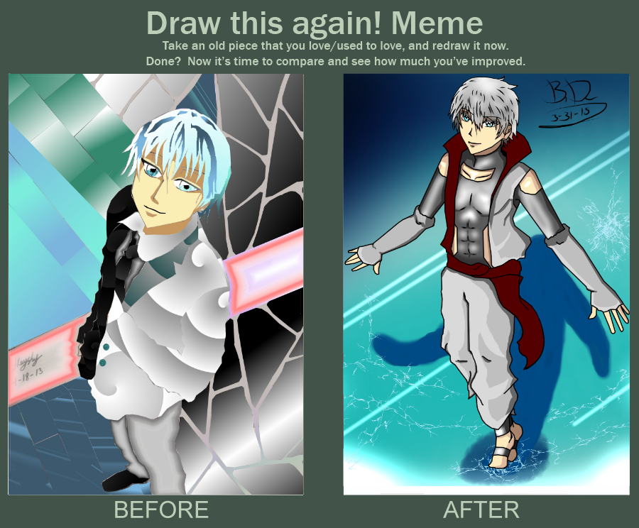 Pire Drawn again~ by KitKeyShy
