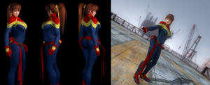 (DL) KASUMI_Ms Marvel CM All New All Different