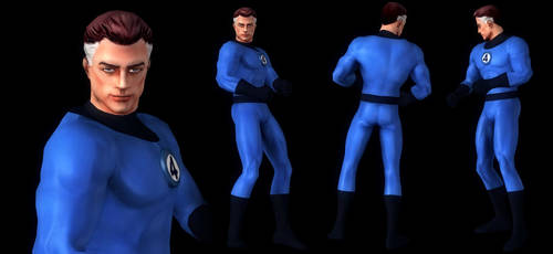 JANNLEE_Mr_Fantastic_Classic by mohamedelkordy129
