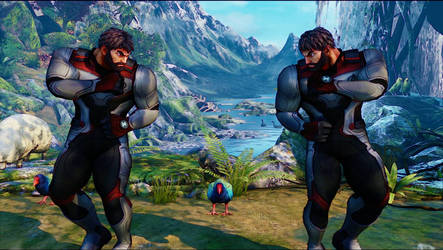 RYU_TEAM_SUIT_AE by mohamedelkordy129