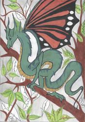 Butterfly wings by PunkRoXanne