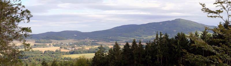 Beauty mountain in Poland