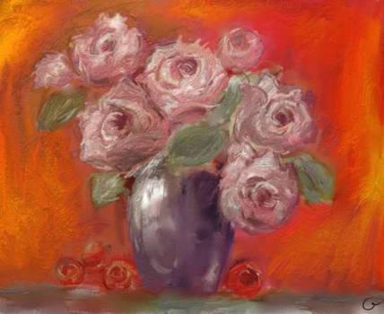 Roses for my grandma