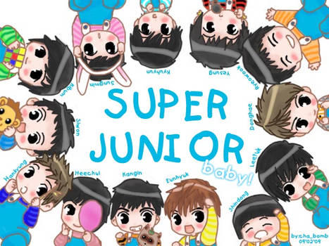 super junior baby