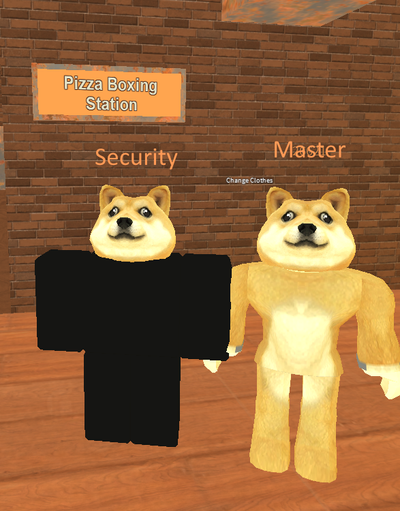 All About Doge Simulator Master Doge Fixed Roblox Kidskunstinfo