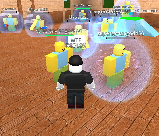 When roblox joins a free admin game by AwesomeTrophy316 on DeviantArt