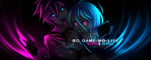 - Libre service d'Akazaya - No_game_no_life_by_akazaya-da4h6vh