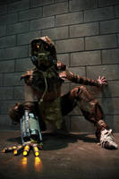 Scarecrow cosplay 6 by ERINAND