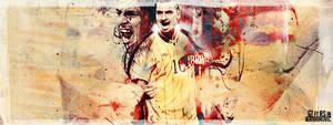 Zlatan Ibrahimovic by GioGXF