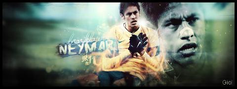 Neymar Gio! by GioGXF