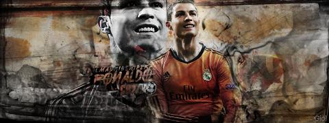 Cristiano Ronaldo by GioGXF