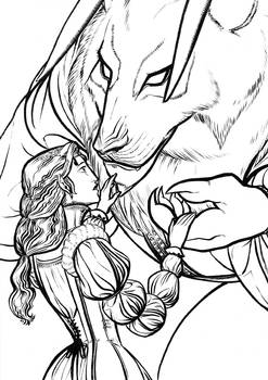 The Beauty and The Beast - WIP