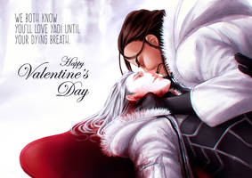 Valentine's Day: Dying Love