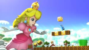 Super Mario Maker 2: Peach Rampage! [SFM 4k] (GTS)