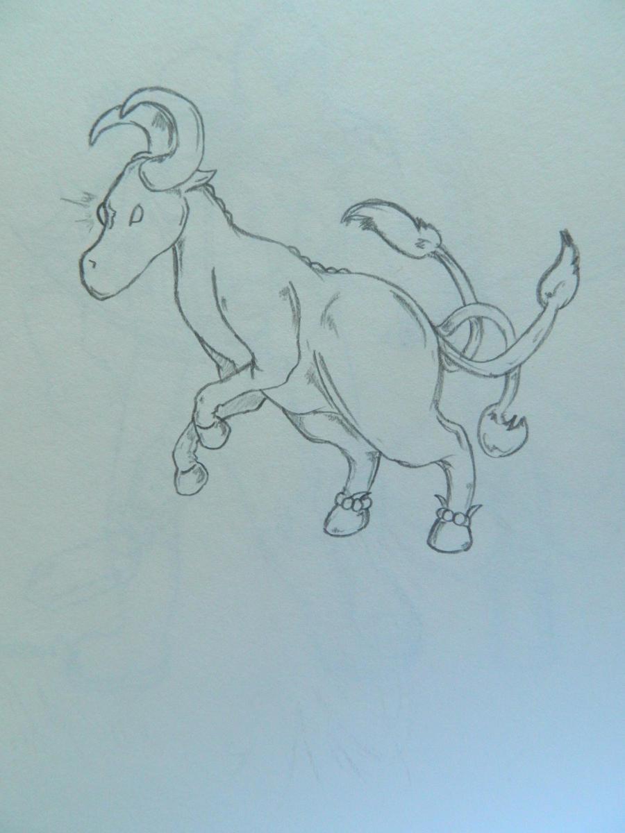 (Light) Tier 5 - Colchis Bull by Hiroshi25