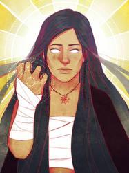 Tarot: The Sun by camibee