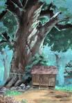 tonari no totoro | BG by hooshiyo