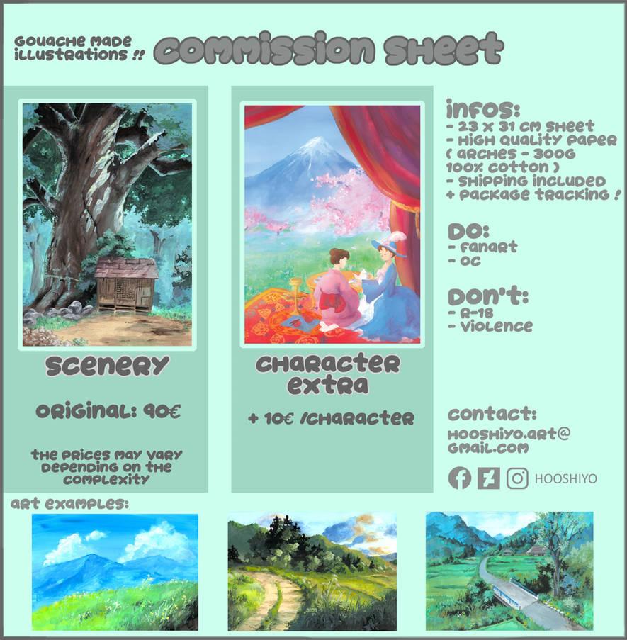 Commission by hooshiyo