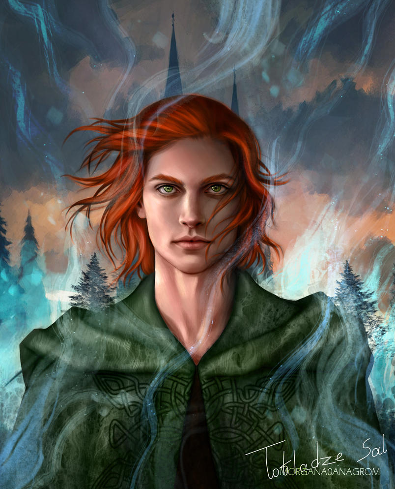 Image result for kvothe
