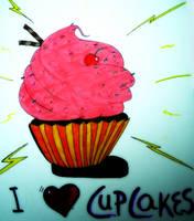 My sweet cupcake. by Aretifak