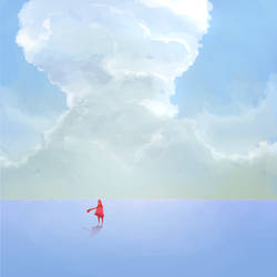 drawing with mouse - clouds by drawingwithmouse101