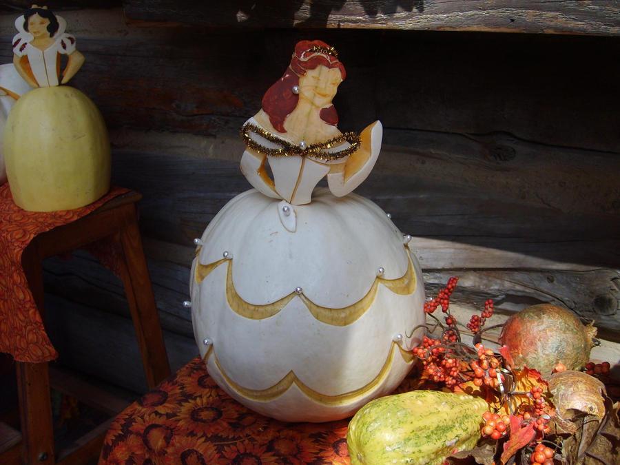 Belle Pumpkin