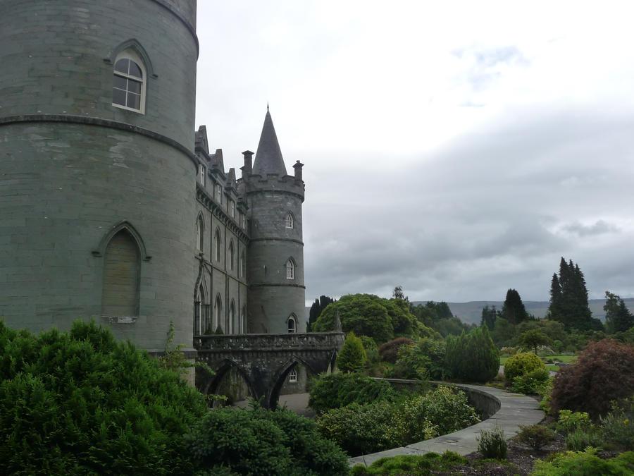 Inveraray Castle, Scotland by Bakanishi