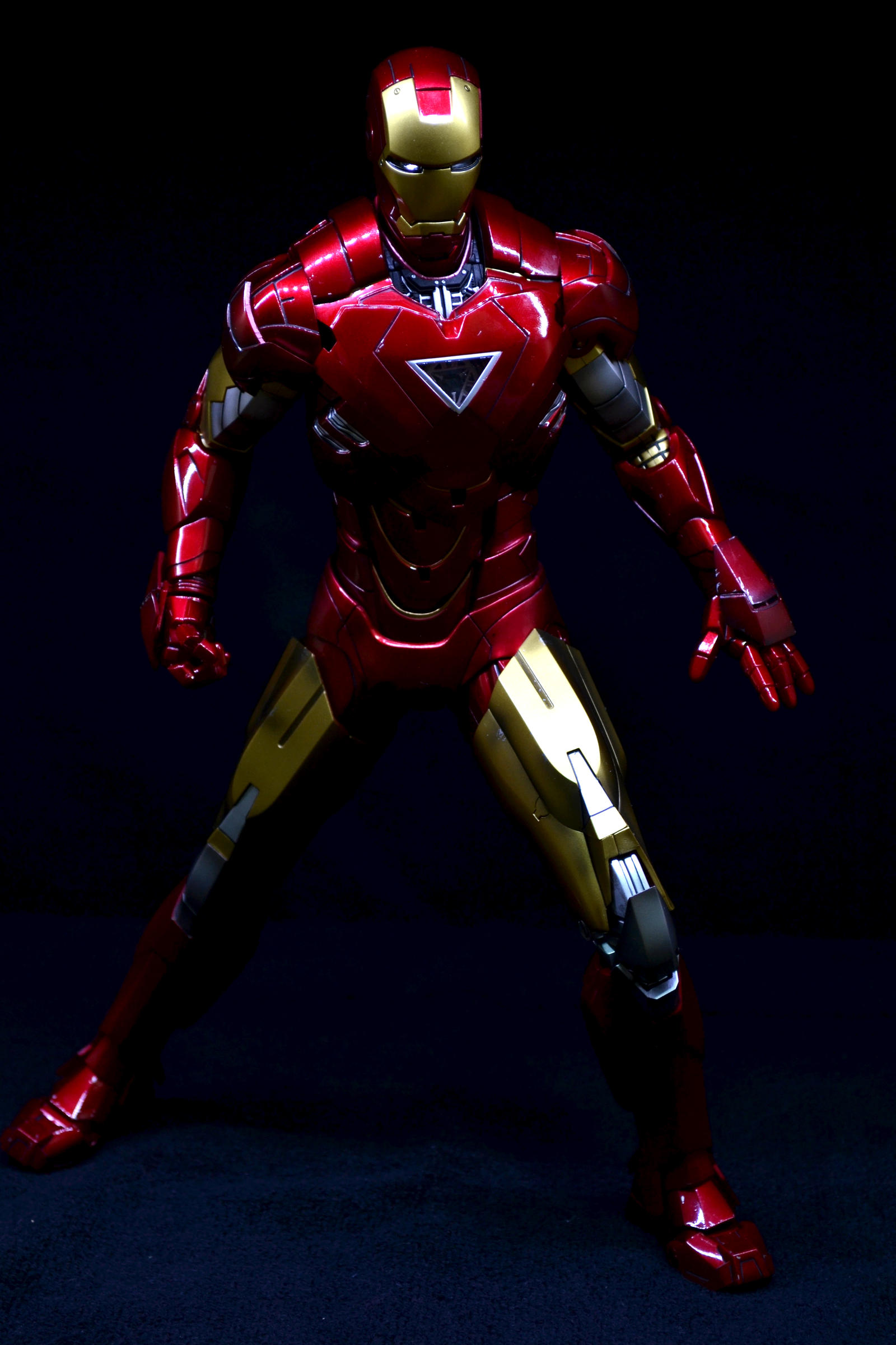 Pictures of Iron Man Mark 6 Wallpaper - #rock-cafe