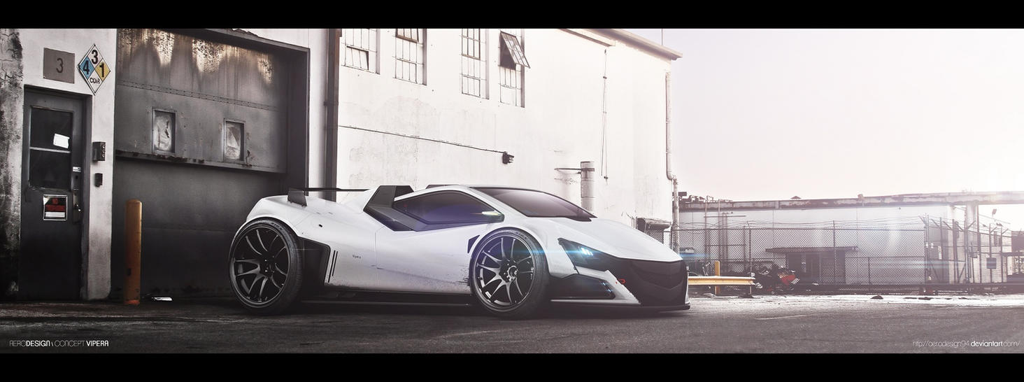 Concept Vipera by AeroDesign94