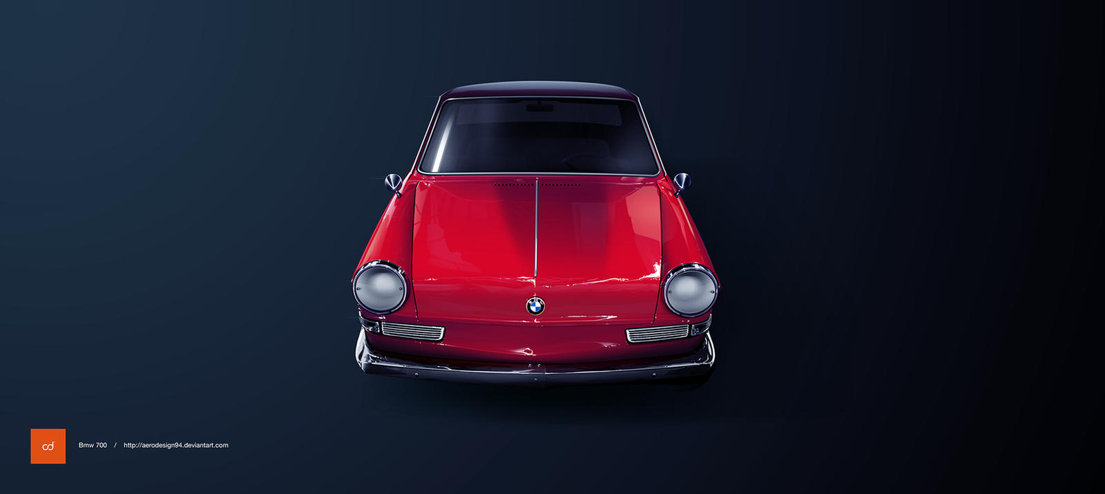 BMW 700 by AeroDesign94
