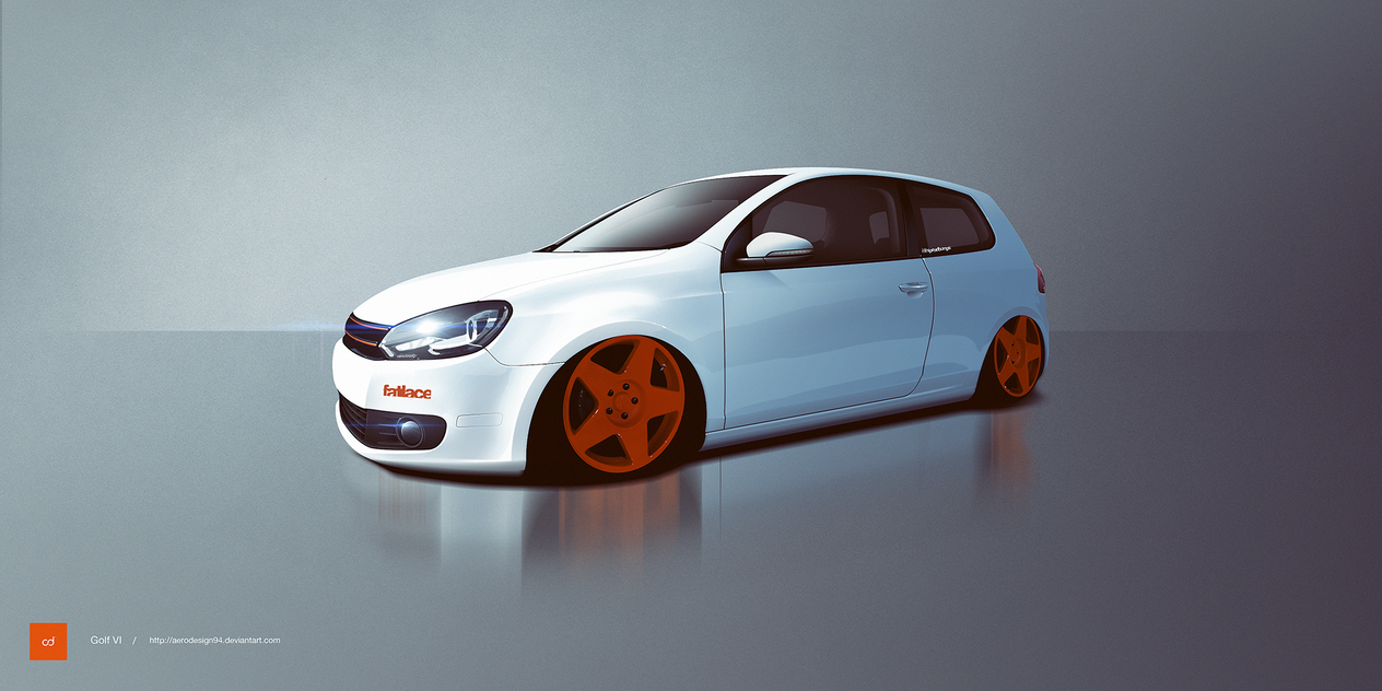 Golf VI by AeroDesign94