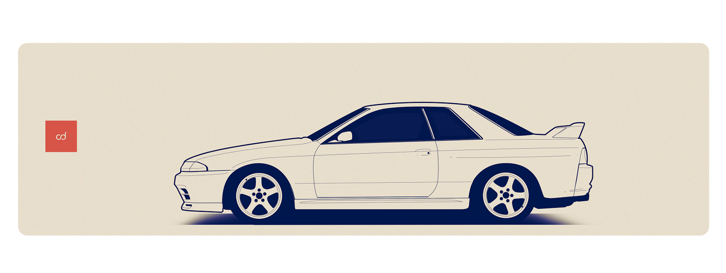 Nissan R32 by AeroDesign94