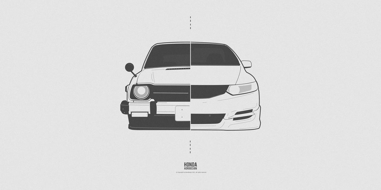 COMMISSION: Honda Civic by AeroDesign94