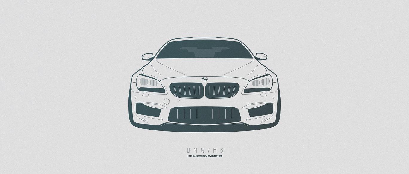 BMW M6 by AeroDesign94