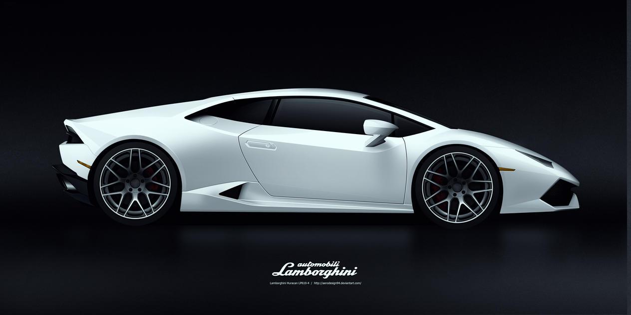 Lamborghini Huracan by AeroDesign94