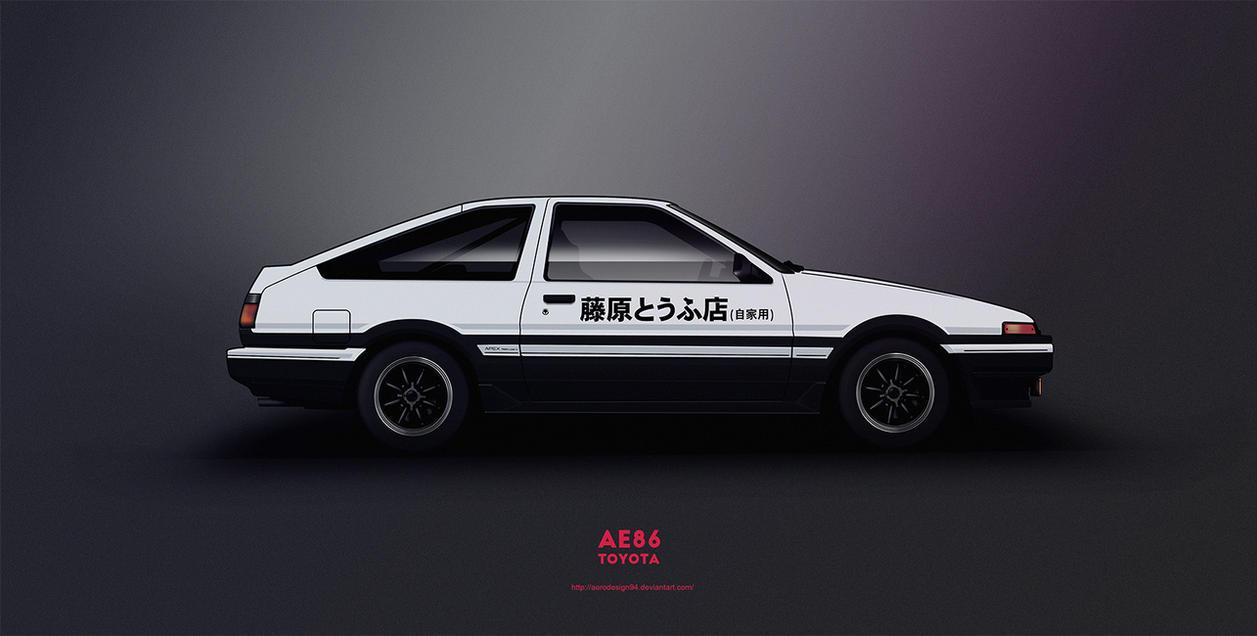 AE 86 by AeroDesign94