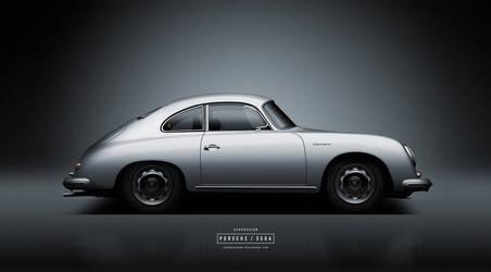 Porsche 356 by AeroDesign94