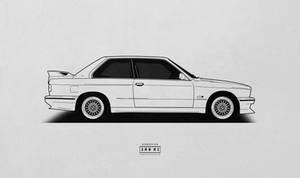 COMMISSION: BMW M3 / E30