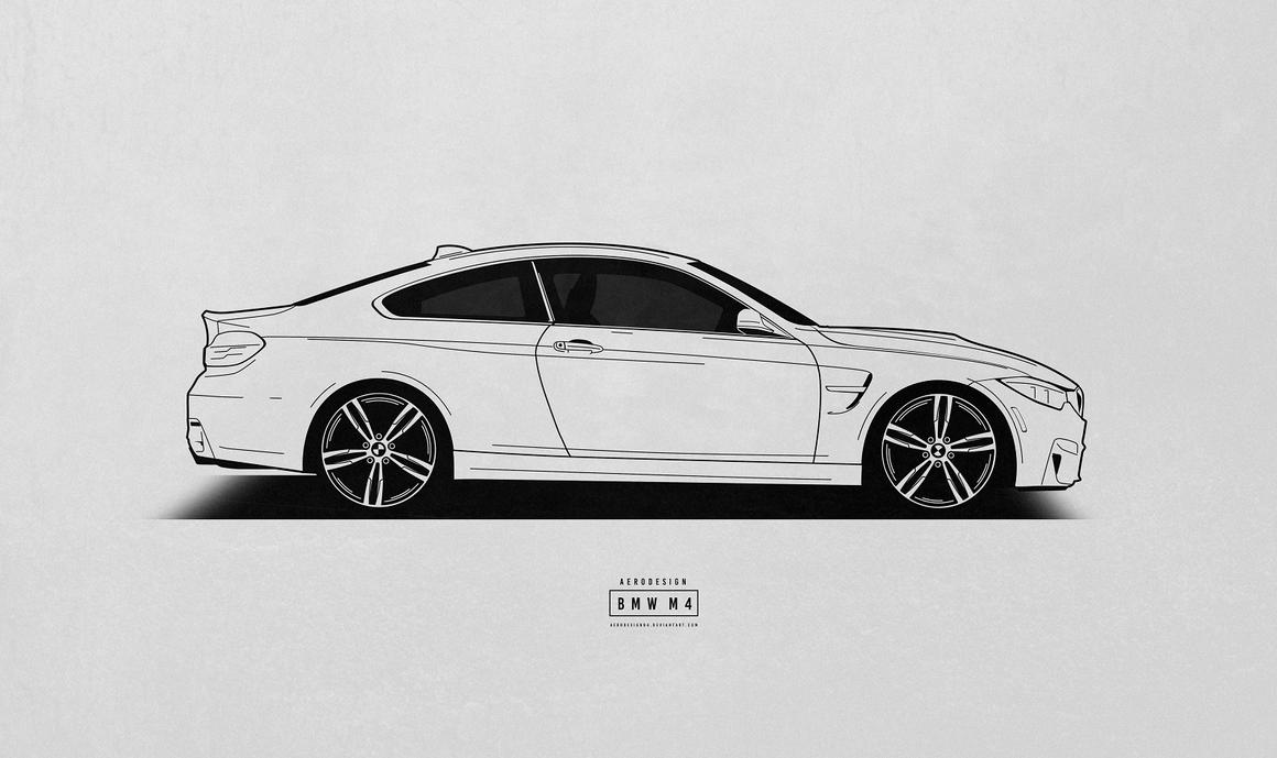 BMW M4 / F82 by AeroDesign94