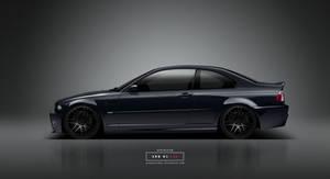 COMMISSION: BMW M3 / E46