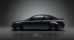 COMMISSION: BMW M3 / E46 by AeroDesign94