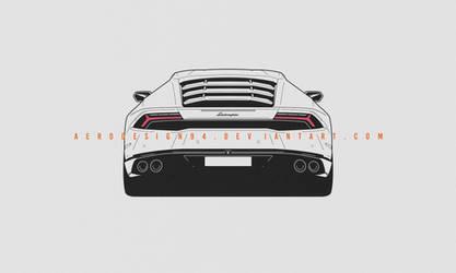 COMMISSION: Lamborghini by AeroDesign94